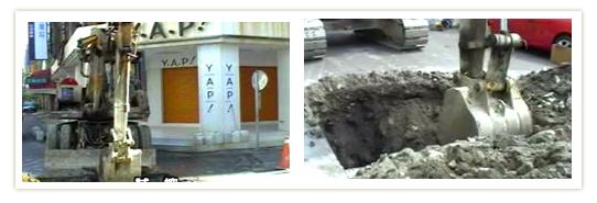 下水道施工说明